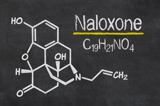 Naloxone the new first aid drug what can save lives of opioid overdose