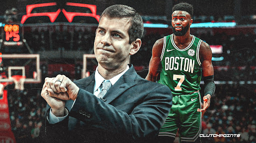 Avatar of Brad Stevens 'doubts' Jaylen Brown will play for Celtics vs. Bucks