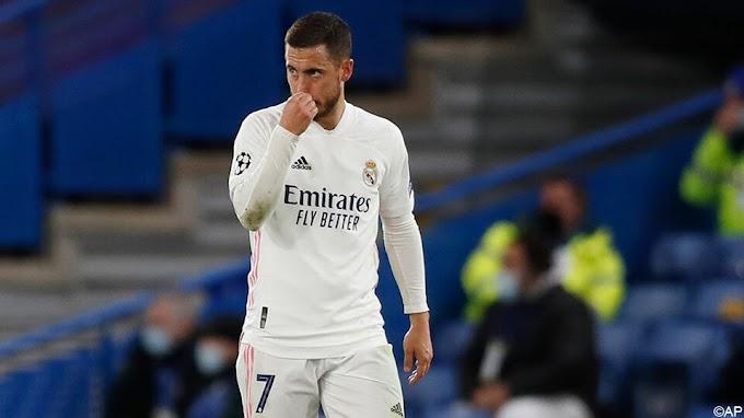 """Spaanse pers snoeihard voor Hazard: """"Hij beseft niet wat Real is. Bye bye Eden!"""", wel lof voor Courtois"""