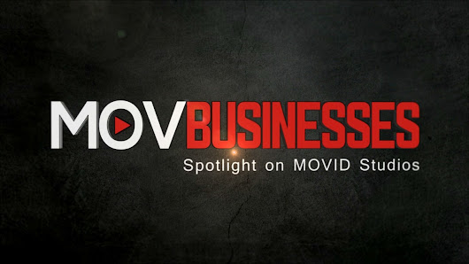 MOV Businesses Newest Profile – MOVID Studios
