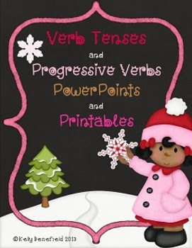 Verb Tenses and Progressive Verb Tenses