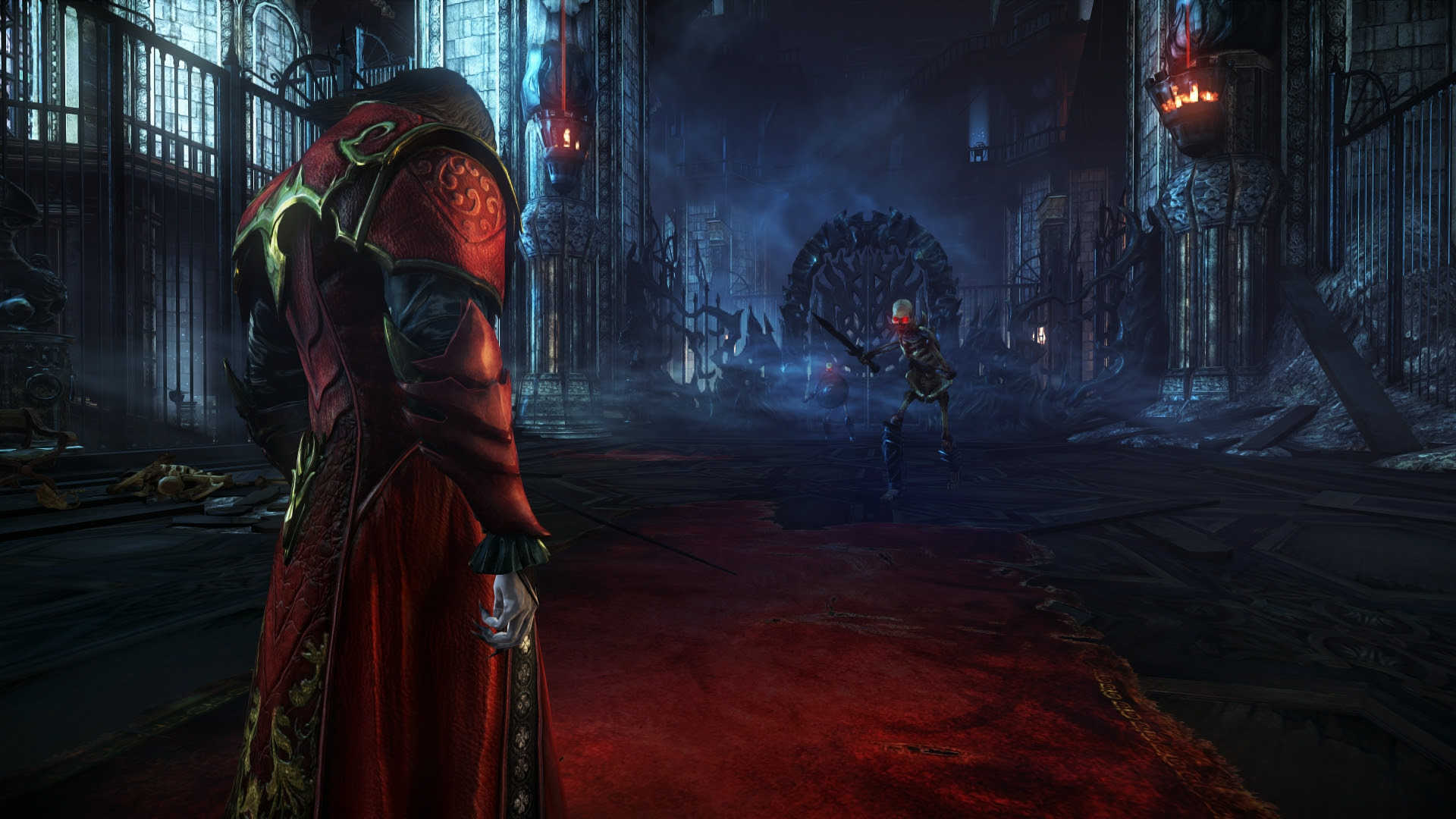 Castlevania Lords Of Shadow 2 Wallpaper 1920x1080 78809