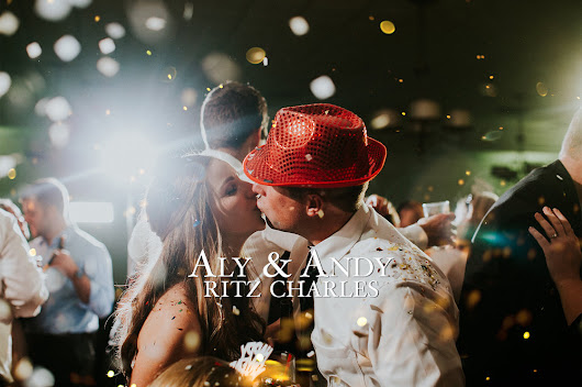 Ritz Charles| Carmel Wedding Photography | Aly & Andy