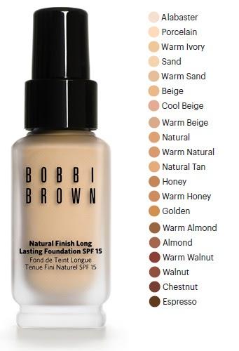 An Indians Makeup Blog Bobbi Brown Natural Finish Long