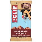 Clif Bar Natural Energy Bar - Box of 12 Chocolate Brownie