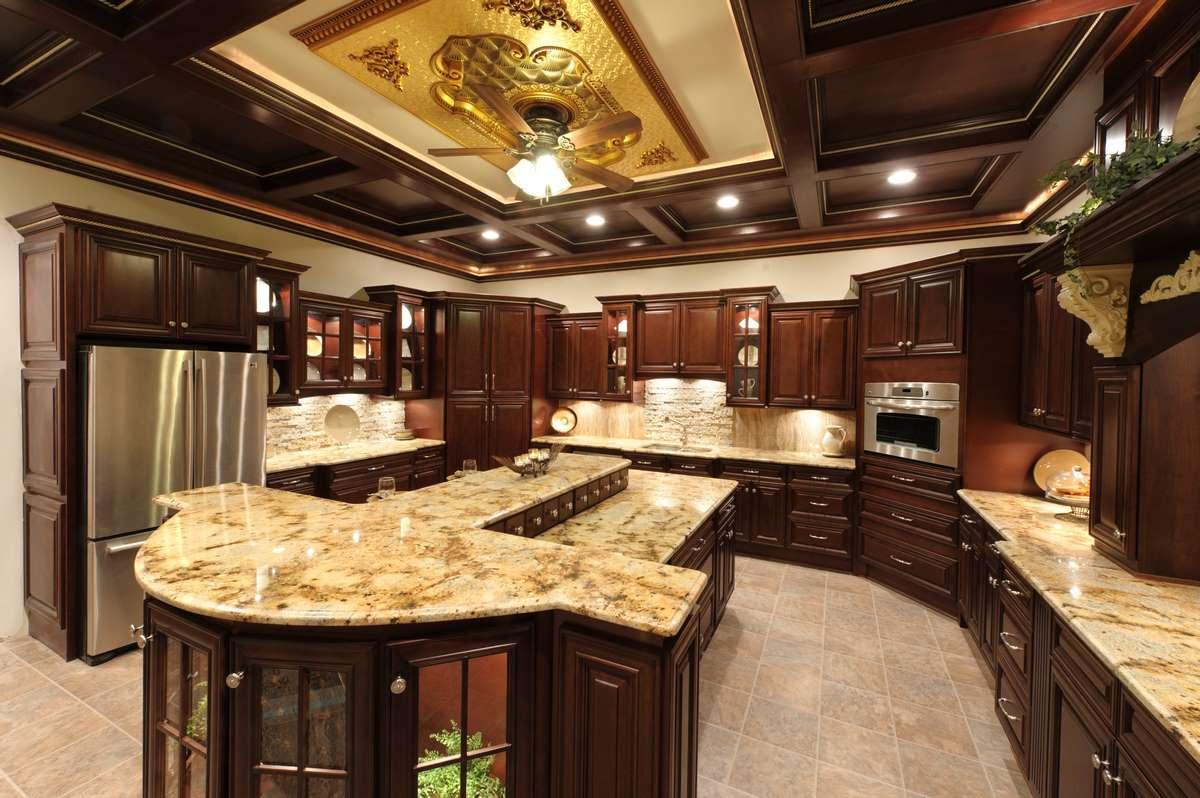 Bristol Chocolate Kitchen Cabinets Detroit, - MI Cabinets