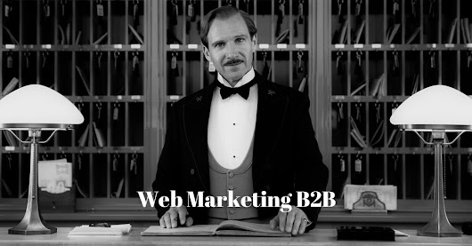 Web Marketing B2B | come progettare una strategia vincente
