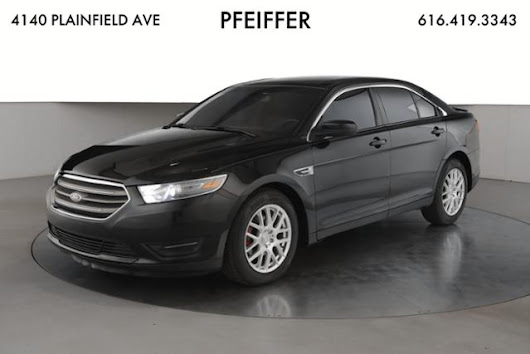 2014 Ford Taurus 4dr Sdn SEL AWD | Grand Rapids, MI | Dan Pfeiffer Plainfield Used Cars