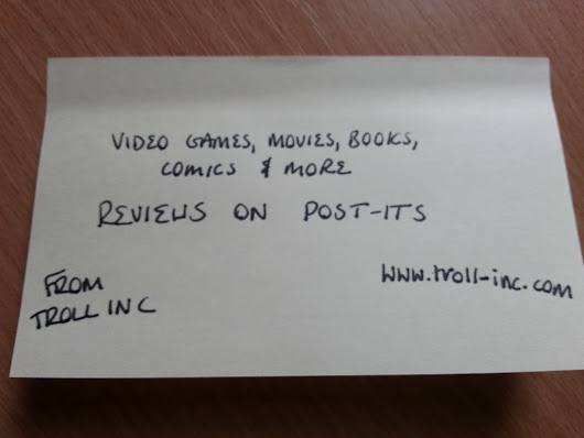 Post-it Reviews