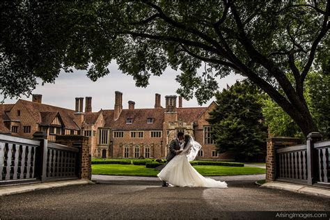 wedding photography  meadow brook hall arising images