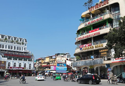 Writing Resources: How Did Hanoi Grow So Big Without Developing Slums?