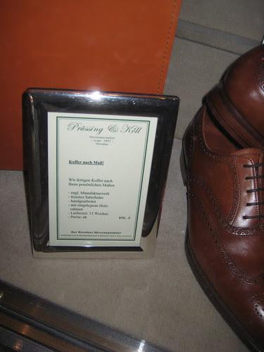 Prüssing & Köll MTO shoes