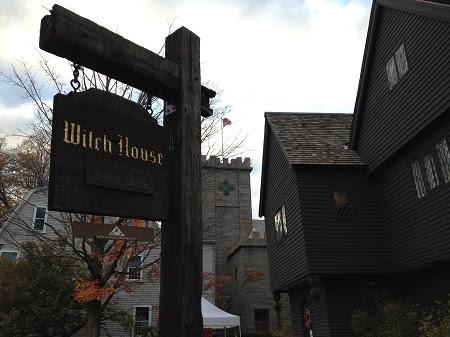 Resultado de imagen de witch house salem