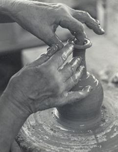 Hands of Beatrice Wood