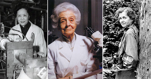 Those Who Dared To Discover: 15 Women Scientists You Should Know