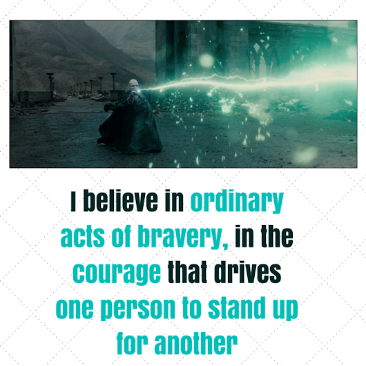 Divergent Quotes Made Totally Enchanting by Lord Voldemort