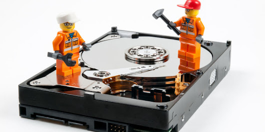 This hard drive will self destruct. Data-wiping malware targets Europe