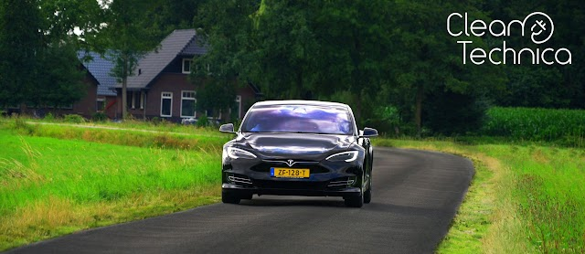 Tesla Model S Now Has 390 Mile Range