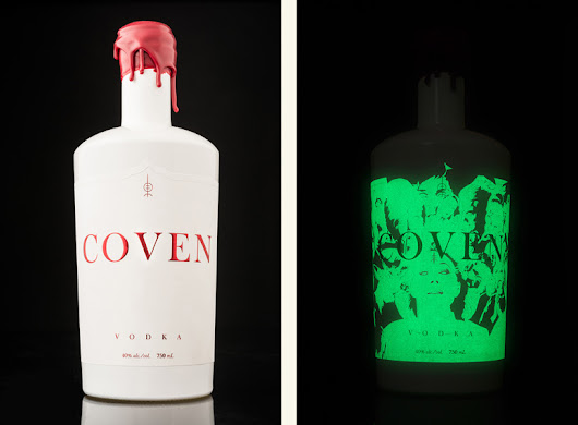 FPO: Coven Vodka Packaging