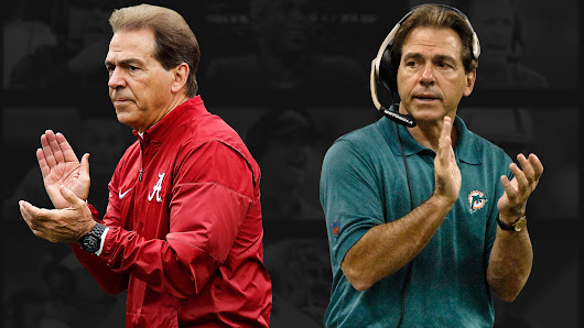 NFL failure to NFL factory: How Nick Saban created football's best assembly line | NFL | Sporting News