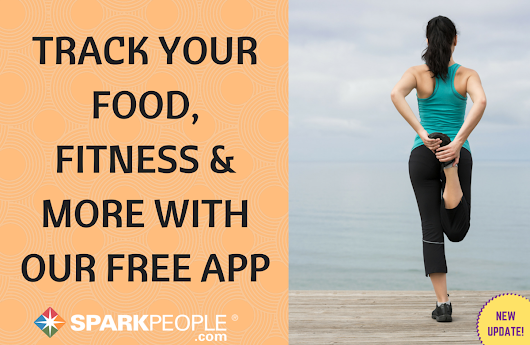 Get the New SparkPeople Mobile App Today!