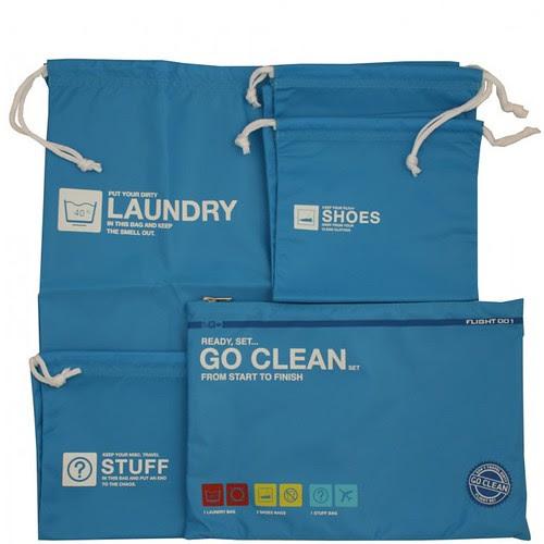 Go Clean Set (turquoise)