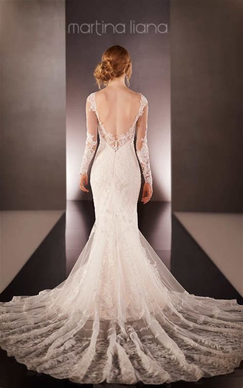 Gorgeous Martina Liana Wedding Dresses   MODwedding
