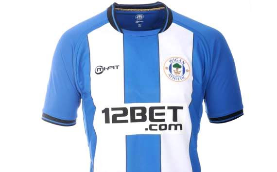 Westham: Away Jersey 2012-2013