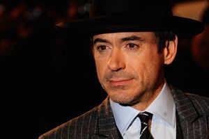 Robert Downey Jr. joins Twitter
