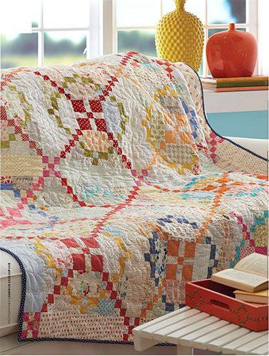Tone it down main quilt photo