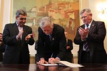 Fortunati: Construção do plano foi abrangente, democrática e transparente