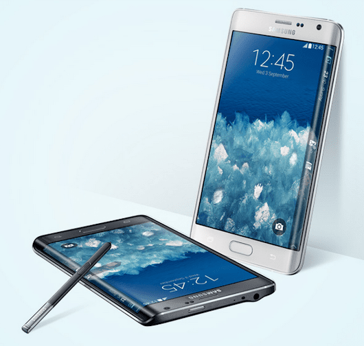 » Samsung Introduces Galaxy Note 4, Note Edge in Dubai