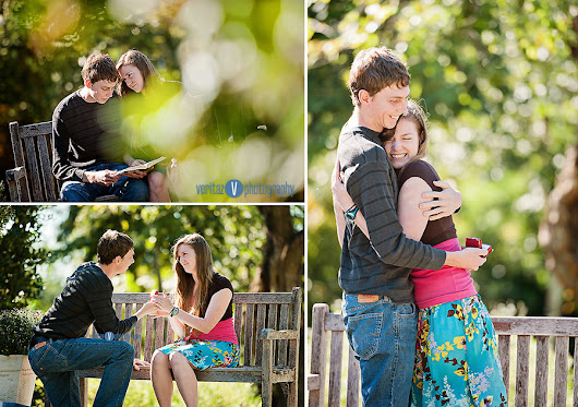Aaron & Kristen's Engagement | Surprise Proposal - Veritaz Photography; Dallas, TX