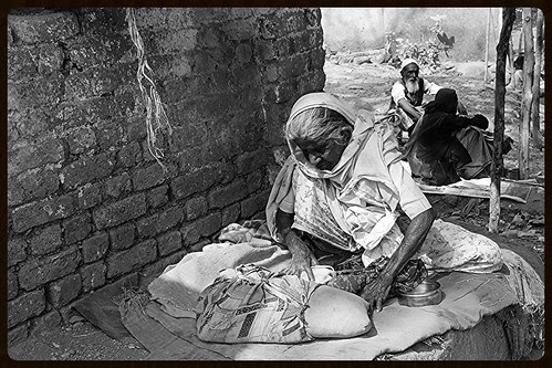 The Beggars Are Just Another Brick In The Wall.. by firoze shakir photographerno1