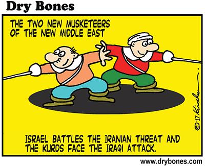 Israel, Kurdistan, Kurds, Musketeers, Iran, Iraq, Syria,