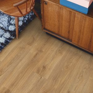 Hdf Laminate Flooring Click Fit Wood Look For Public Buildings