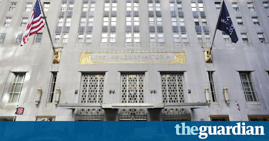 Chinese pour $110bn into US real estate, says study | Business | The Guardian