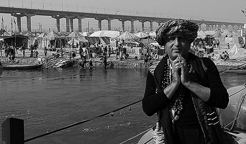 Documenting The Maha Kumbh Allahabad 2013 by firoze shakir photographerno1