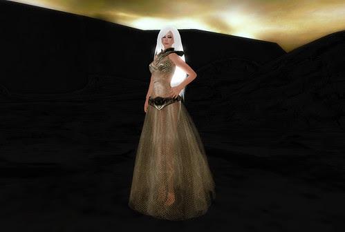 Dragonscale dress II