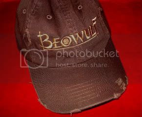 Beowulf promo hat