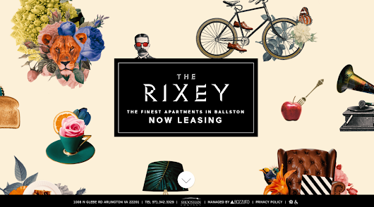 The Rixey (1008 N. Glebe Rd.) Website Is Live! | Shooshan Company