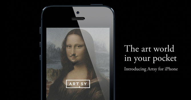 View And Purchase World Renowned Art With The Artsy App