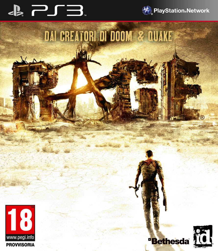 Rage READ NFO PS3 CHARGED