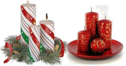 9. Christmas Candles Top 10 Christmas Holidays Business Ideas