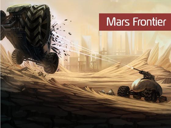 Mars Frontier facebook