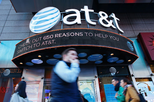 AT&T's new video streaming service, DirecTV Now, boosts quarterly results