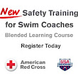 Safety Training for Swim Coaches - Red Cross Course