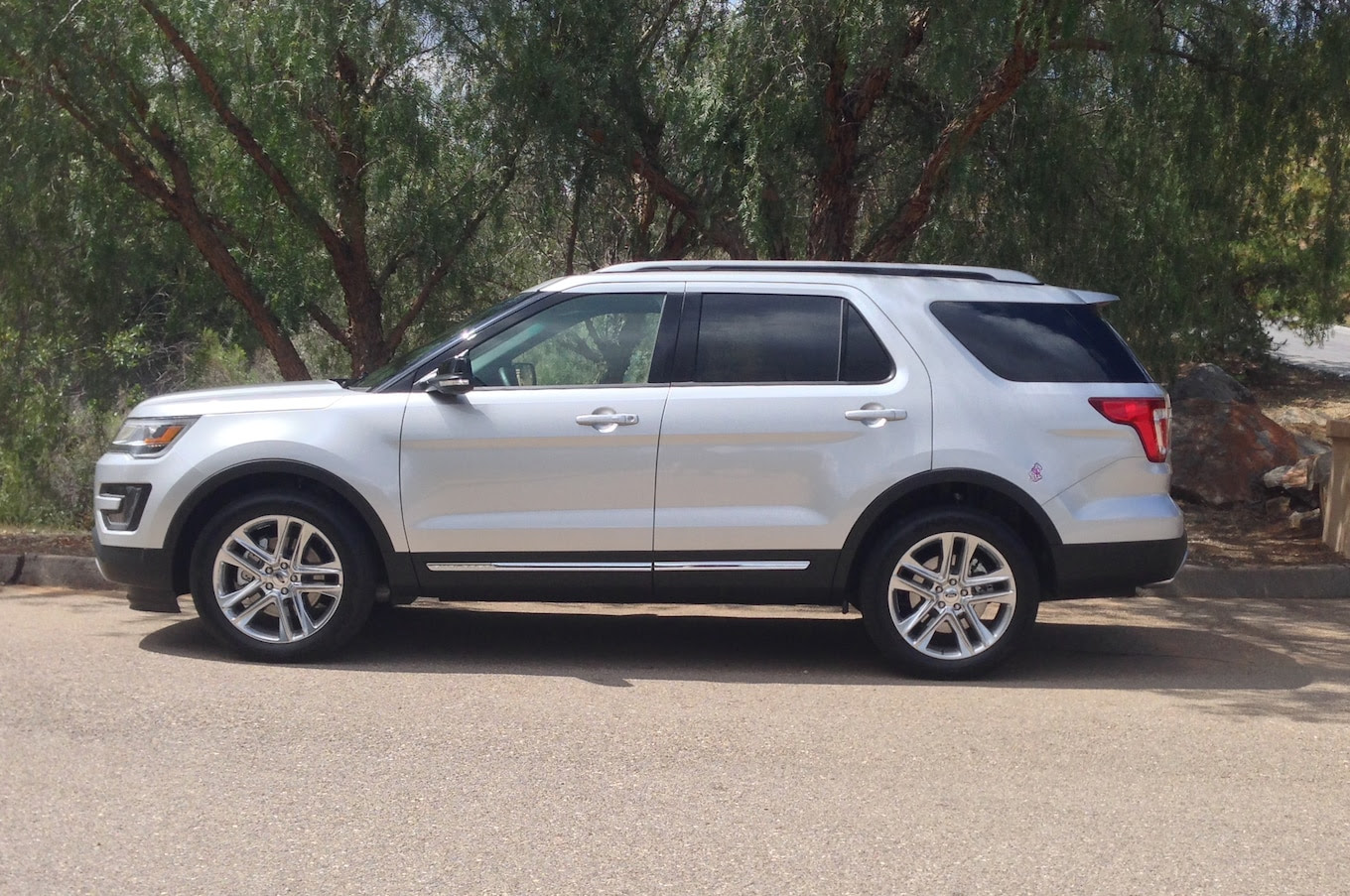 2018 Ford Explorer Sport Review