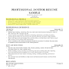 Resume Summary Vs Profile