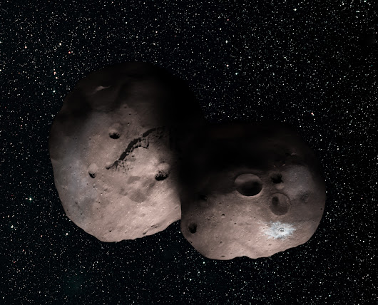 New Horizons' Next Target Just Got a Lot More Interesting